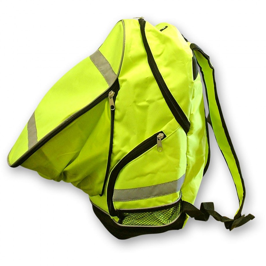 Scan Hi Vis Back Pack - Yellow