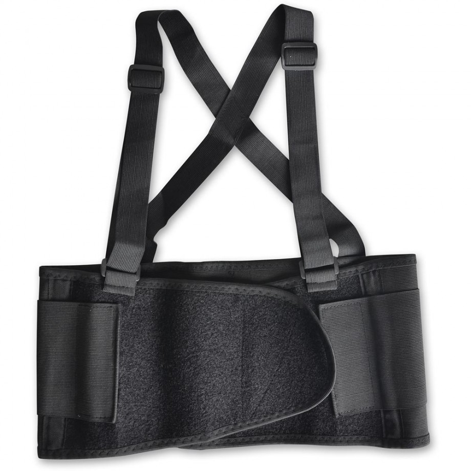 "Scan Back Support Belt with Braces Large 97-112cm(38""-44"")"