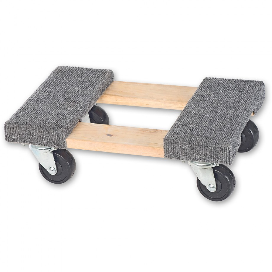 Flat Bed Castor Trolley