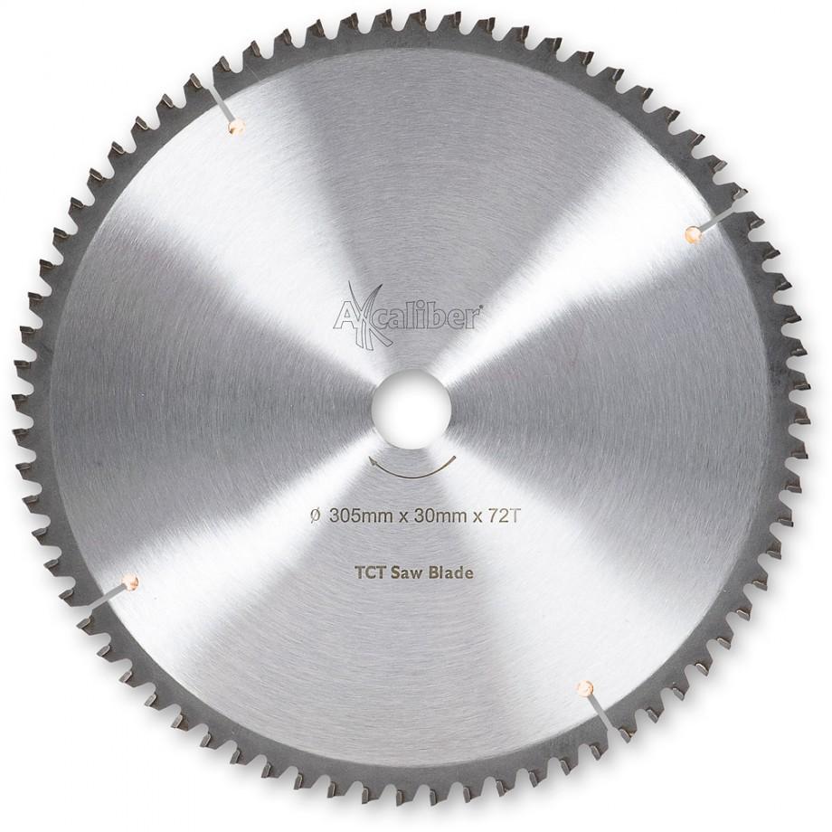 Axcaliber Contract 305mm Neg Rake TCT Saw Blade