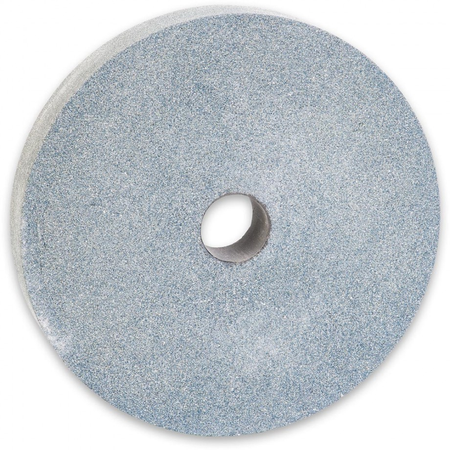 Axminster Aluminium Oxide 'Grey' Grinding wheel - 200 x 32 x 31.75mm(bore) 60G