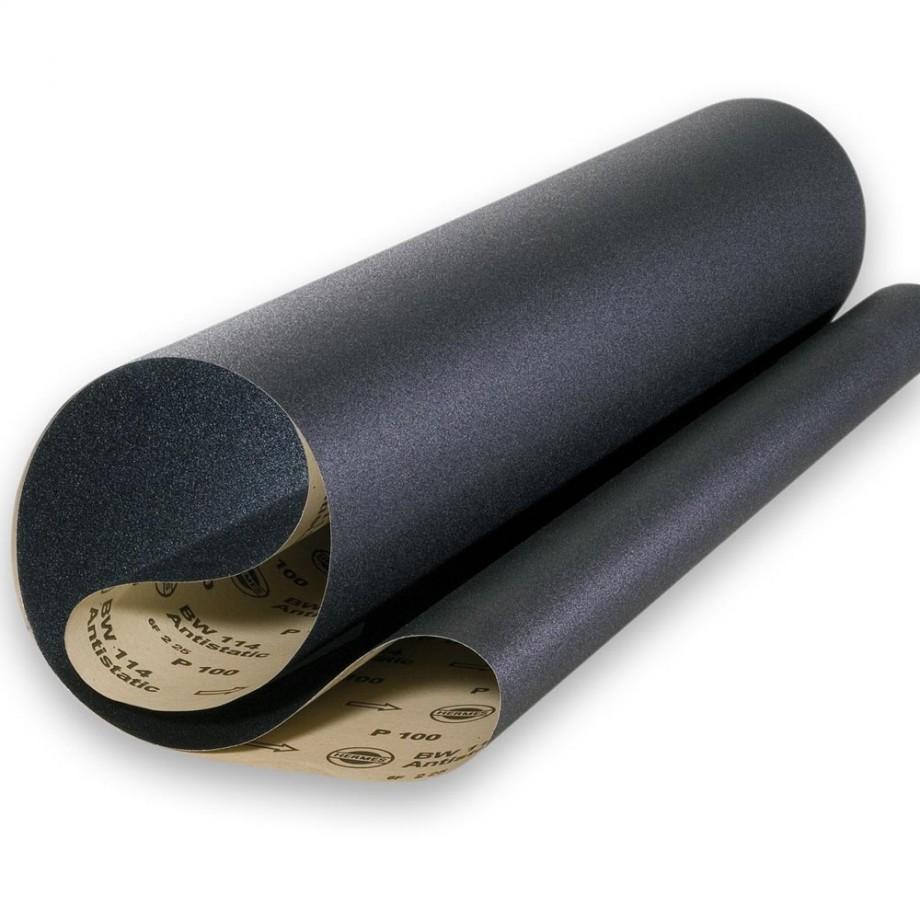 Hermes Abrasive Belt 660 x 1,220mm x 120 Grit