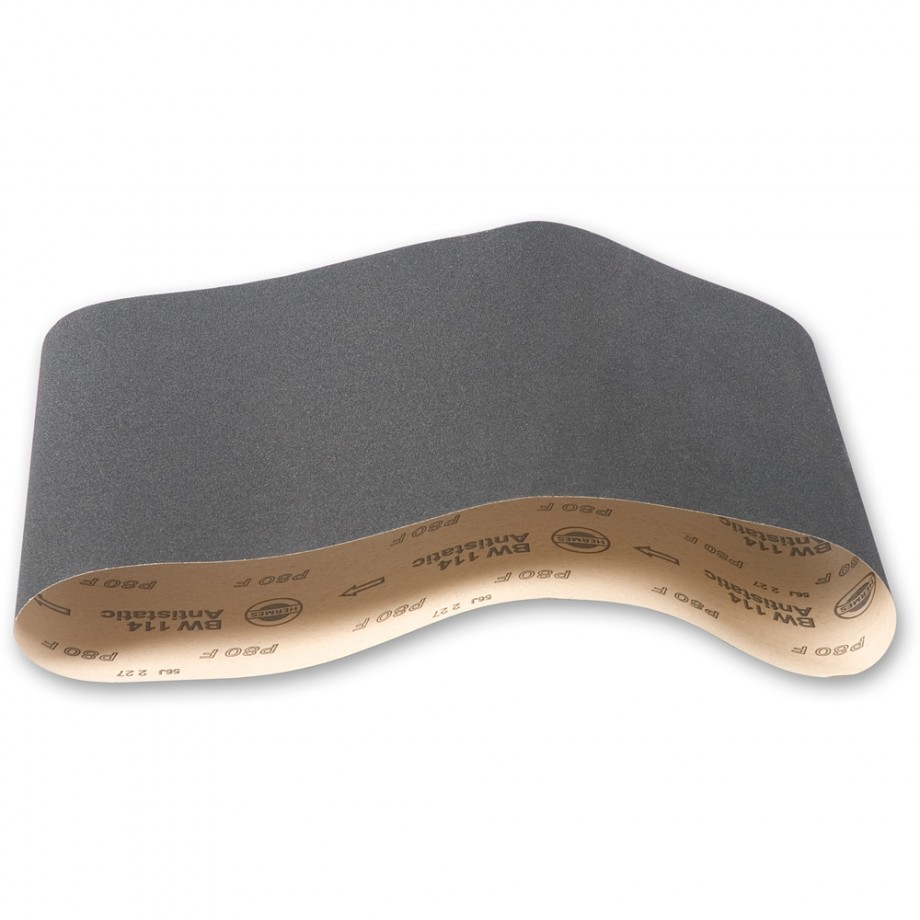 Hermes Abrasive Belts 406 x 1,220mm