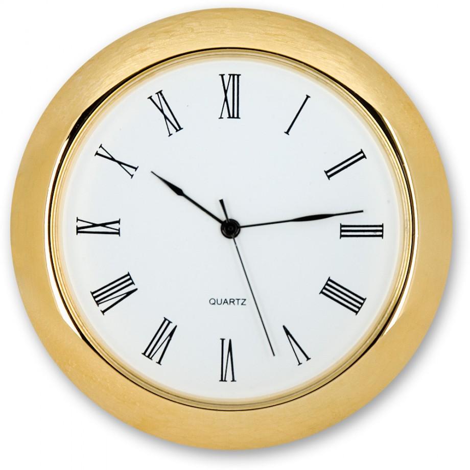 Craftprokits 50mm Gold Finish Watch Insert