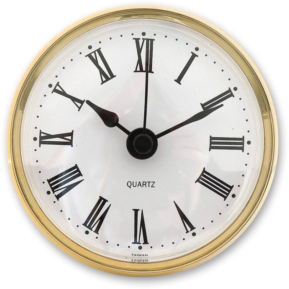 Craftprokits Clock Insert 80mm