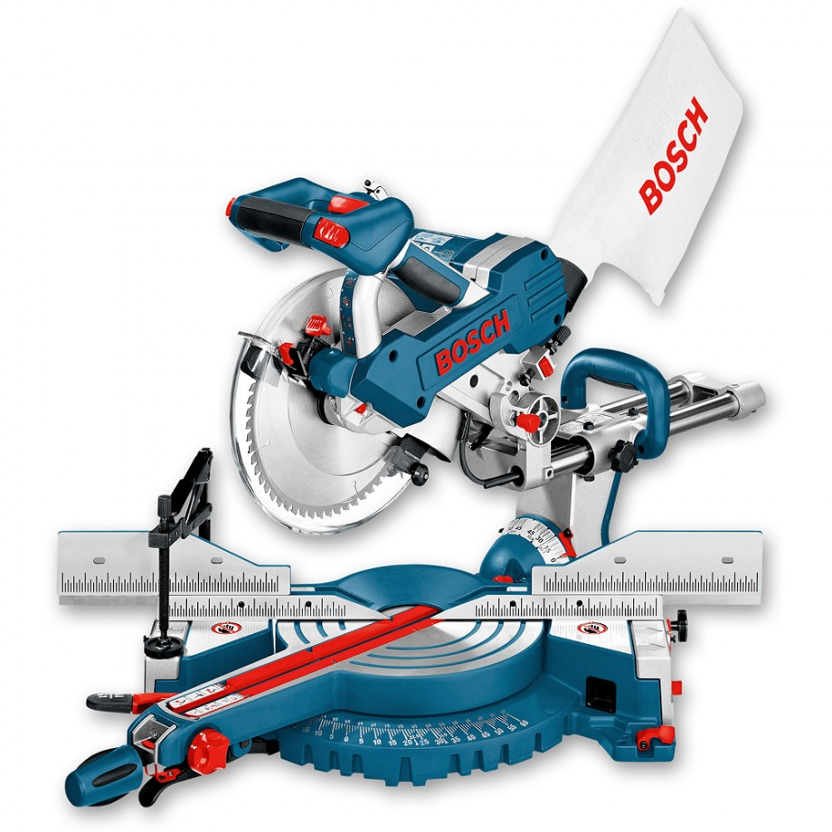 Bosch GCM 10 SD 254mm Slide Mitre Saw