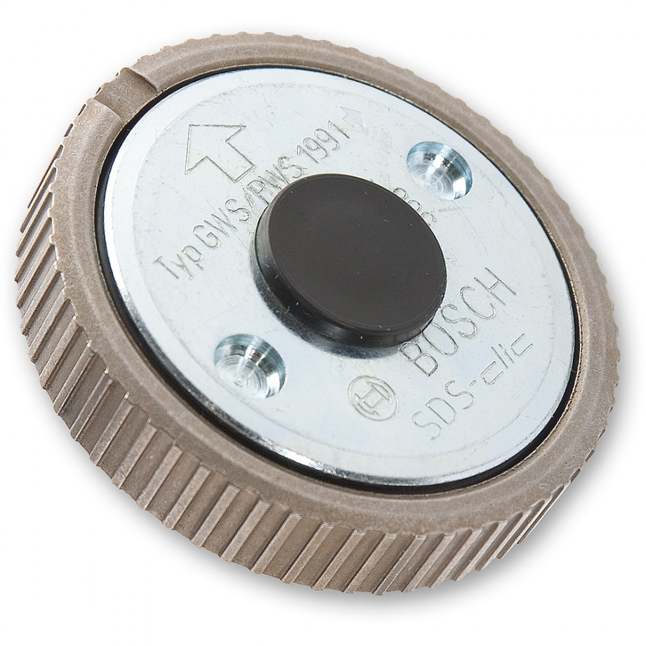 Bosch SDS Clic Tool-Less Angle Grinder Nut