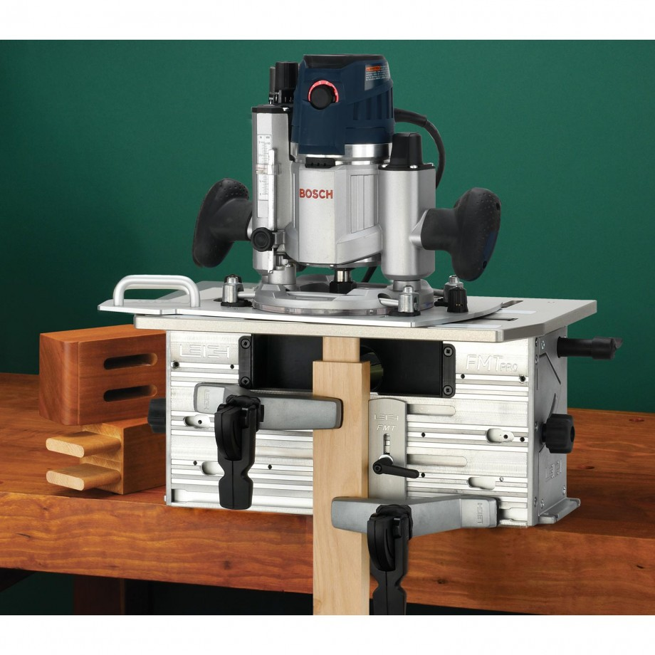Leigh FMT Pro Mortice & Tenon Jig