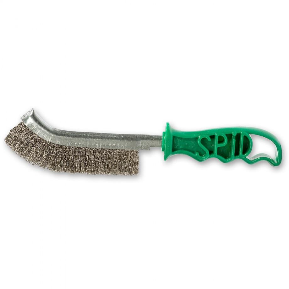 Spid Brush - Stainless Steel