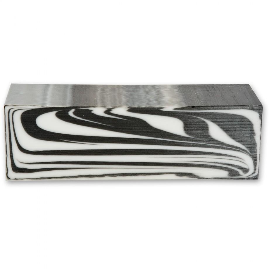 Craftprokits Zebra Polyester Project Blank
