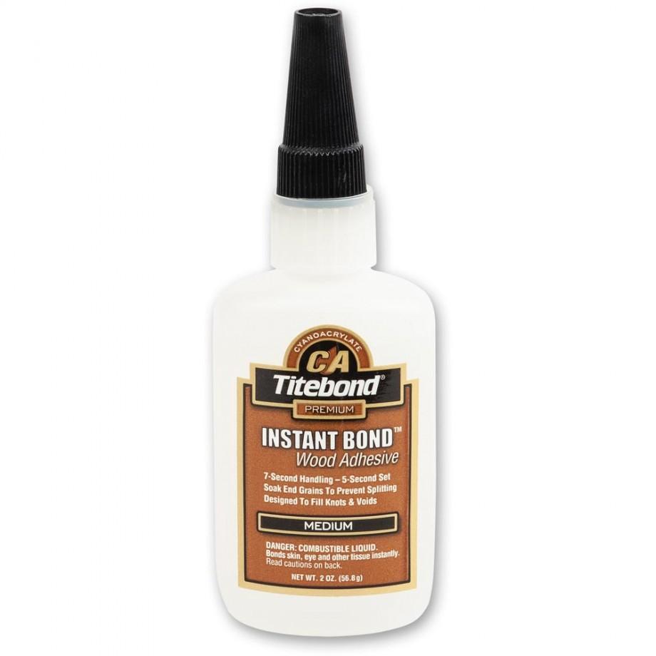 Titebond Instant CA Glue - Medium 56.8g(2oz)