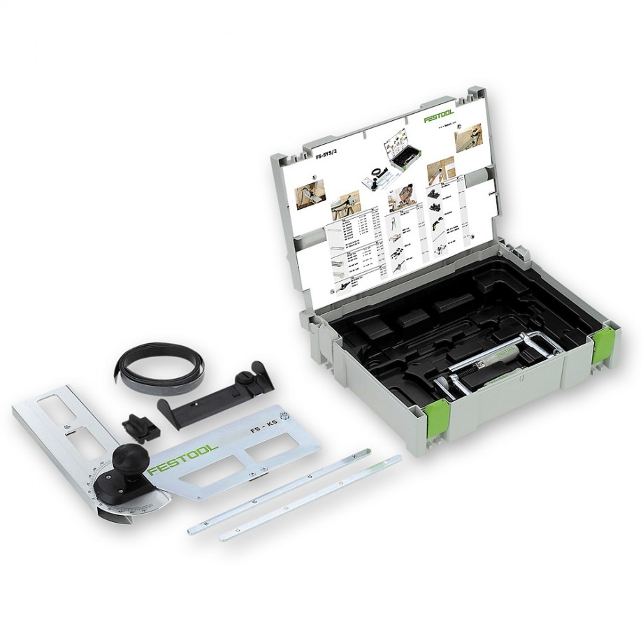 Festool FS-SYS/2 Guide Rail Accessory Kit