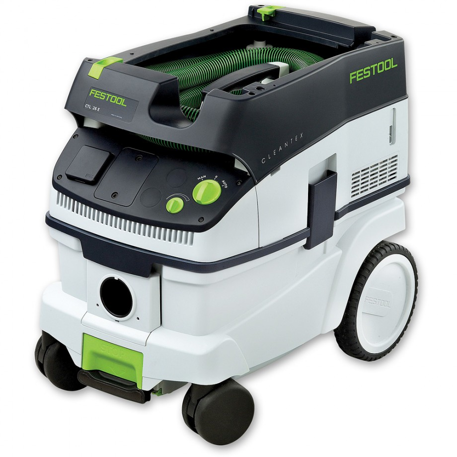 Festool CLEANTEC CTL 26 E Mobile Dust Extractor