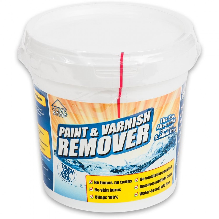 Home Strip Paint & Varnish Remover - 1 litre