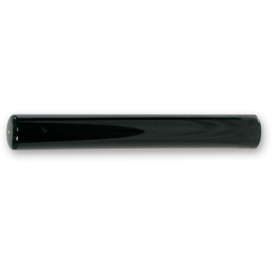Decorative Polyester Pen Blanks - Ebony 25mm - Round