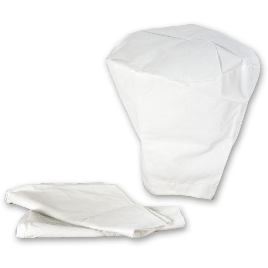 Elastic Neck Paper Bags for Axminster DT500 - Pack 3