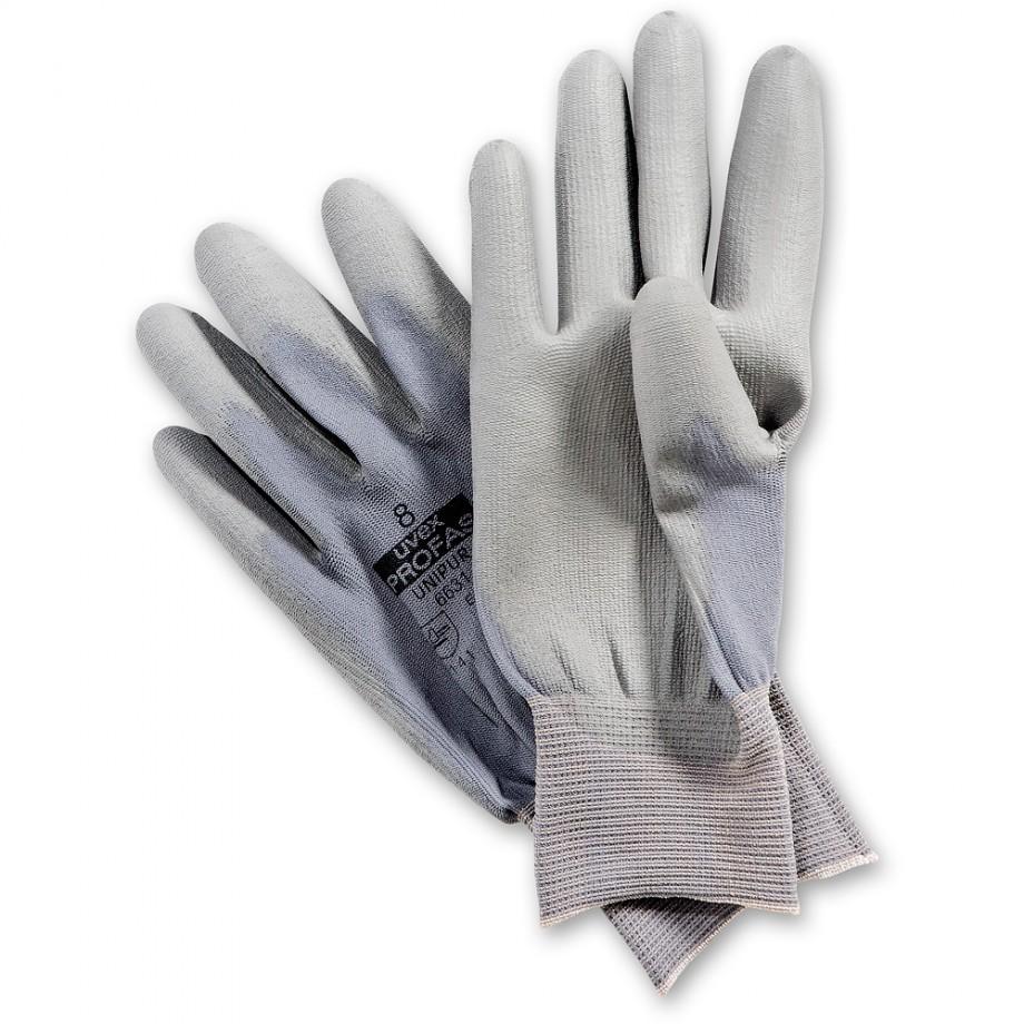uvex Profas Polyurethane Unipur 6631 Gloves Size 8 (M)