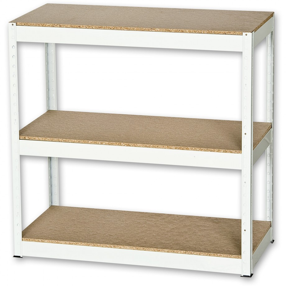 Heavy Duty Boltless 3 Shelf Unit