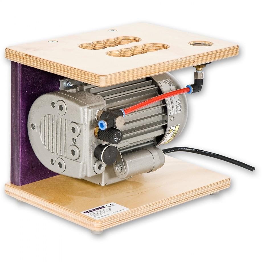 Bagpress PRO4 Electric Vacuum Press