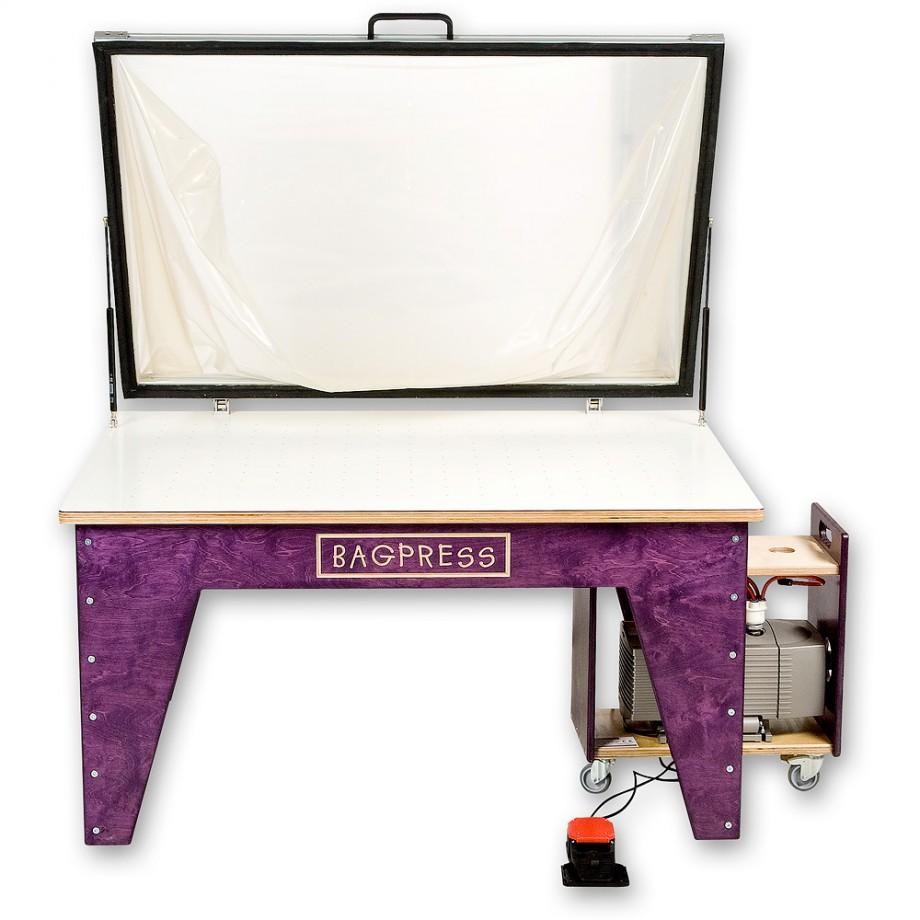 Bagpress FP913 Frame Press