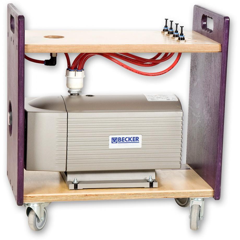 Bagpress PRO25 Electric Vacuum Press