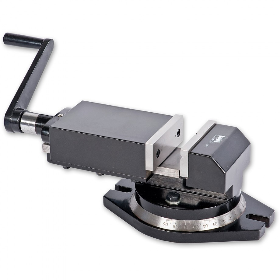 Axminster Super Precision Machine Vice - 100mm