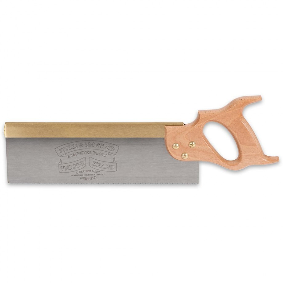Axminster Benchcraft Tenon Saw - 300mm 12tpi