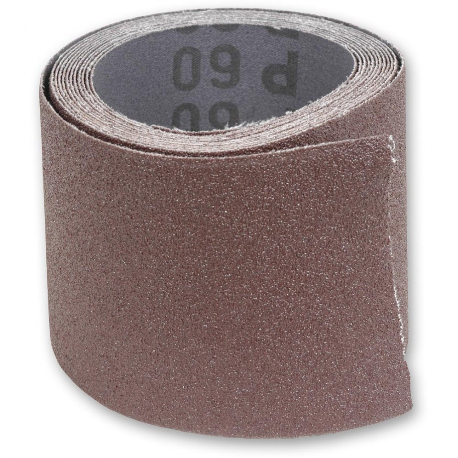 "Axminster Abrasive Loading for Pro Sander 635mm(25"") 150 Grit"