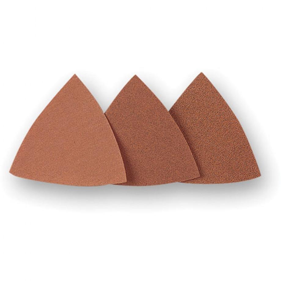 Proxxon Delta Sanding Sheets 80grit (Pkt 25)