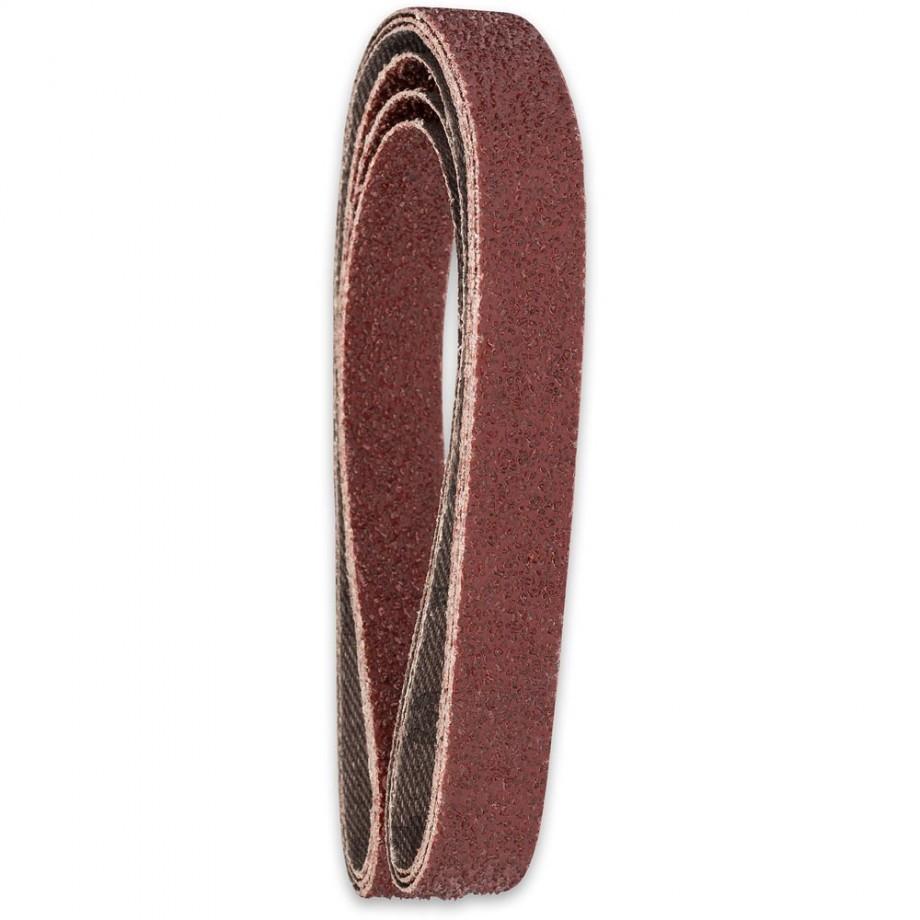 Bosch Cloth Sanding Belt 13 x 457mm x 60 Grit (Pkt 3)