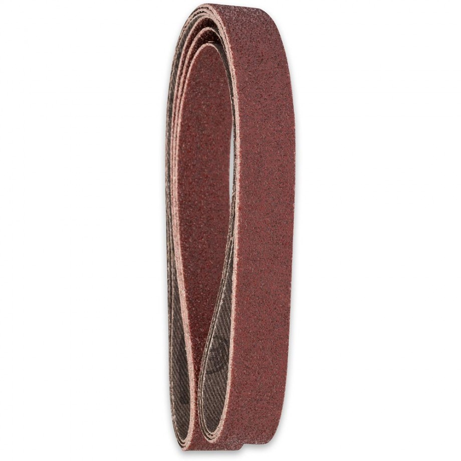Bosch Cloth Sanding Belt 13 x 457mm x 120 Grit (Pkt 3)