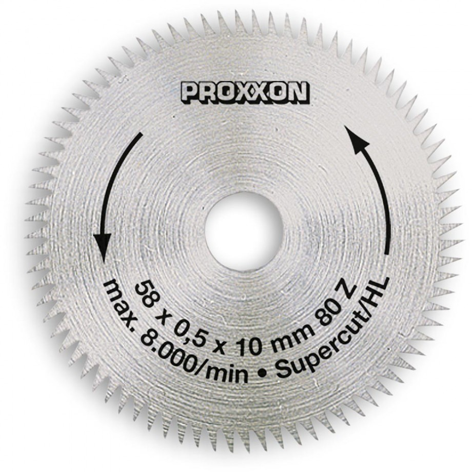 Proxxon Blades for KS 230E Saw