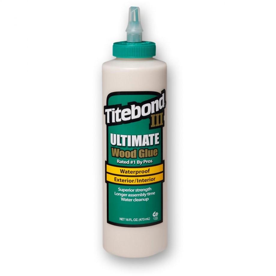 Titebond III Waterproof Wood Glue - 473ml(16fl.oz)