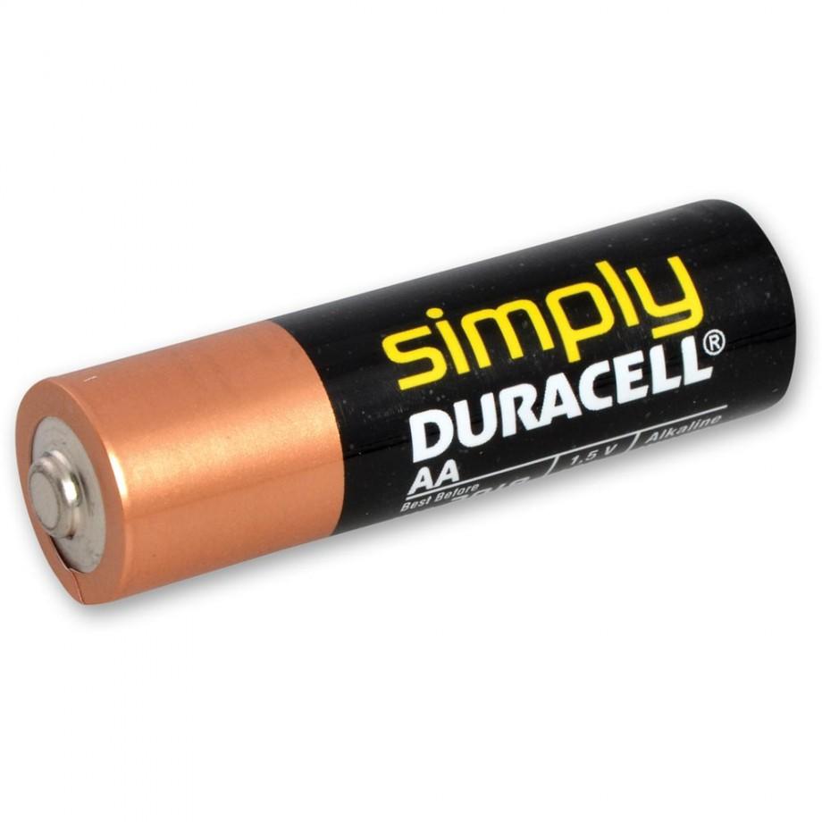 Duracell Battery - AA (LR6) (Pkt 4)