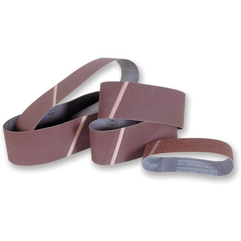 Hermes Sanding Belts 75 x 480mm