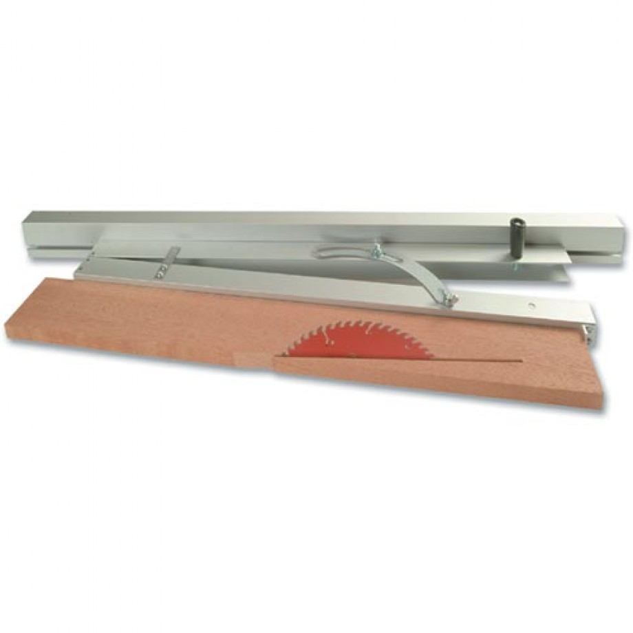 Axminster Taper Cutting Jig Table Saw Accessories Sawing Machinery Accessories