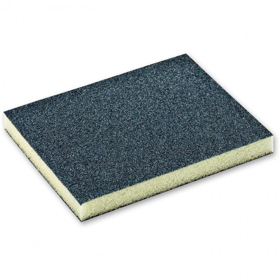 Double-Sided Sanding Sponge 60 Grit