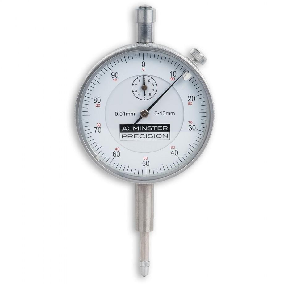 Axminster Precision Dial Gauge