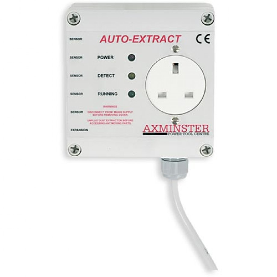 Axminster Auto-Extract Controller Unit 13 Amp