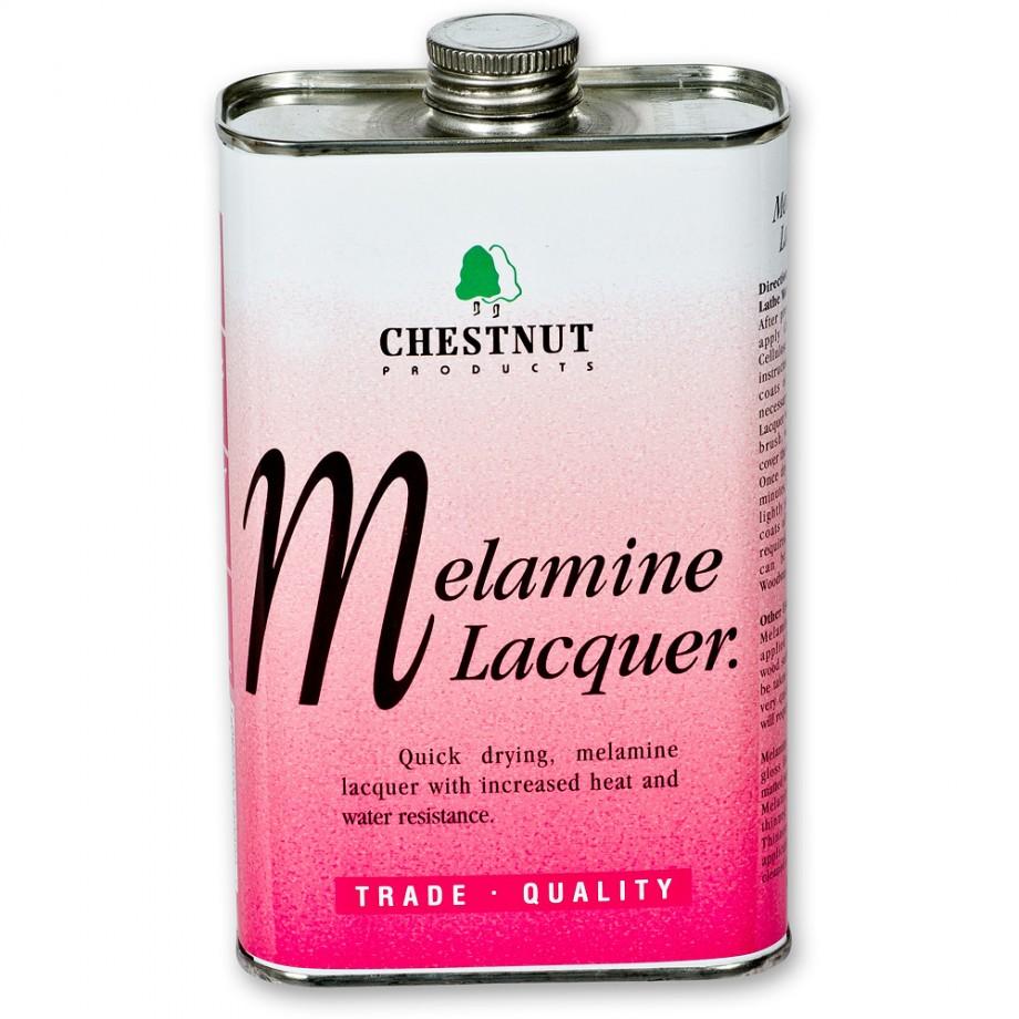 Chestnut Melamine Gloss Lacquer