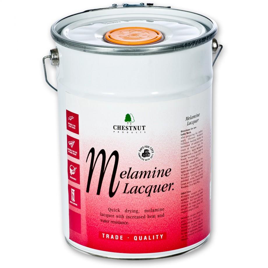 Chestnut Melamine Lacquer - 5 litre