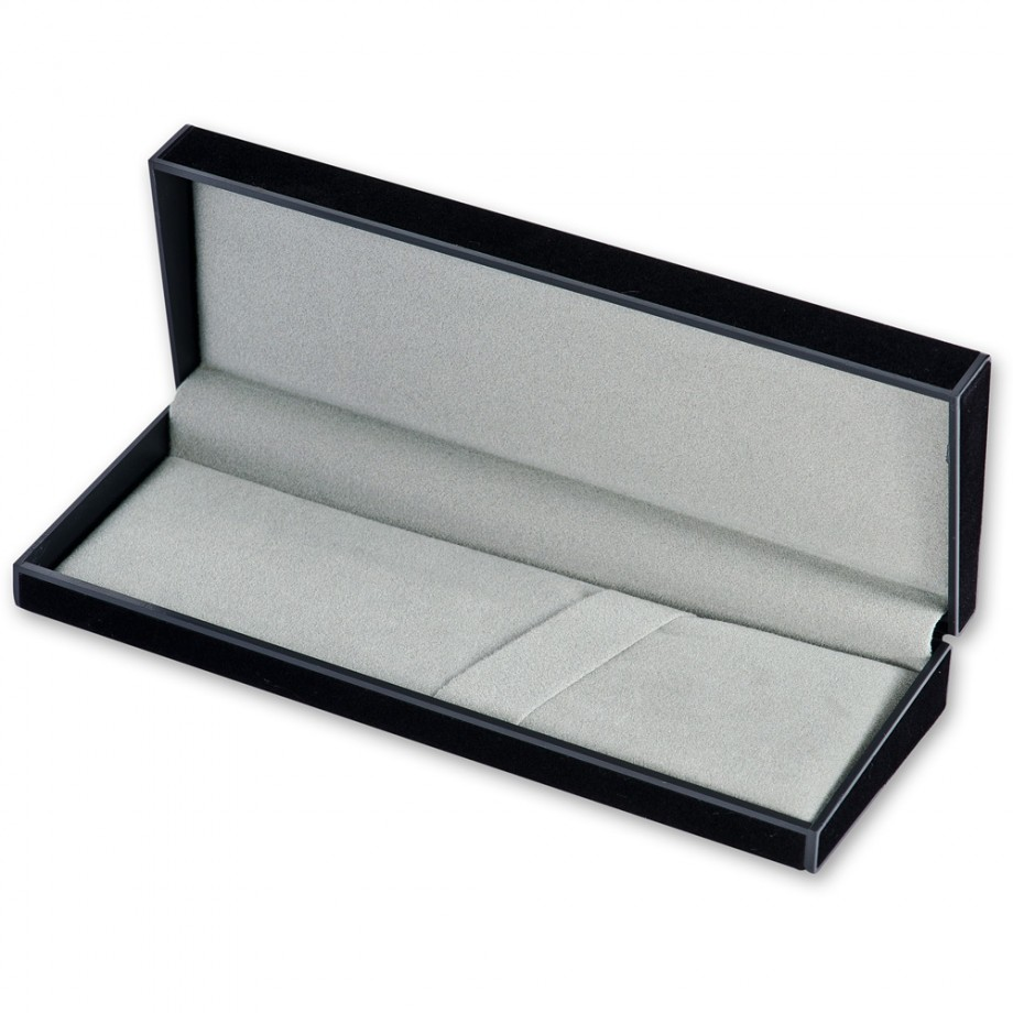 Artisan Black Velvet Double Pen Box