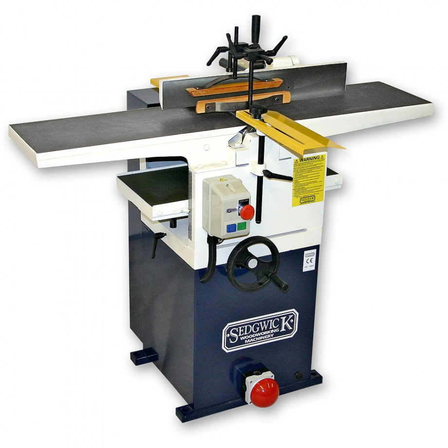 Sedgwick PT255 Planer Thicknesser - Planer Thicknessers - Planers & Thicknessers - Machinery ...