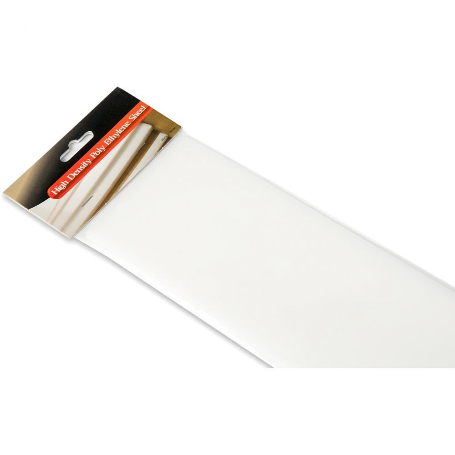 Axminster Slick Low Friction Material - Tape 915mm x 75mm x 1mm