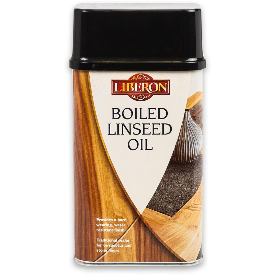 Liberon Boiled Linseed Oil - 500ml