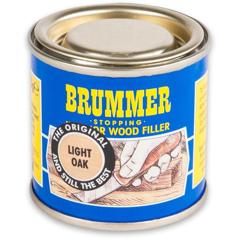 Brummer Stopping Interior - Light Oak 250g