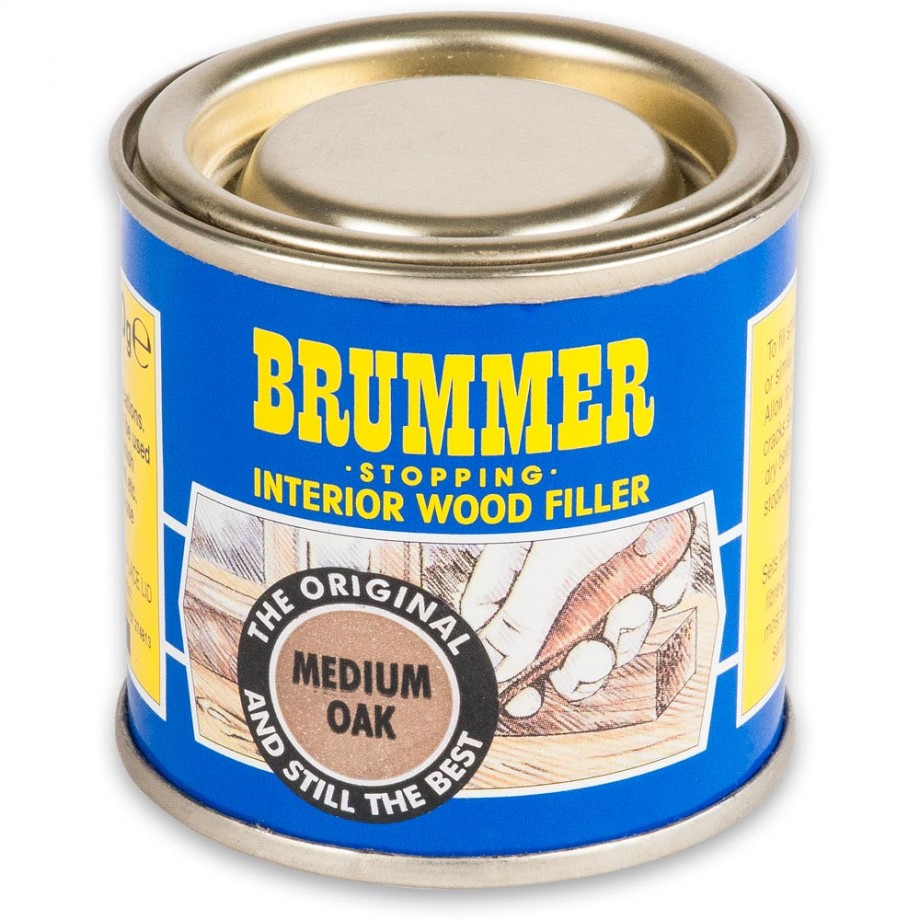 Brummer Stopping Interior - Medium Oak 250g