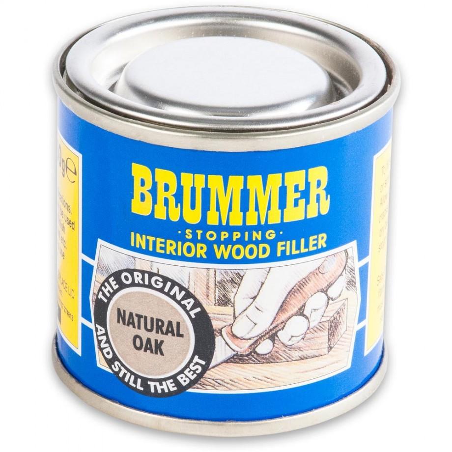 Brummer Stopping Interior - Natural Oak 225g