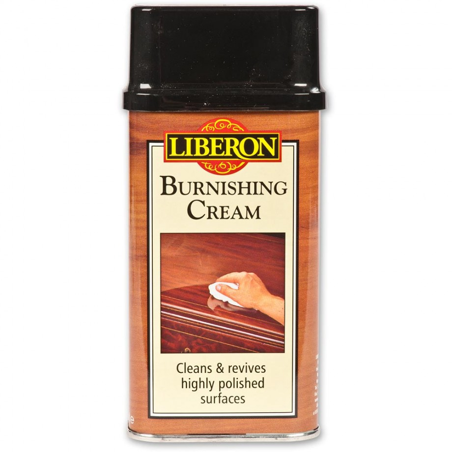 Liberon Burnishing Cream - 500ml
