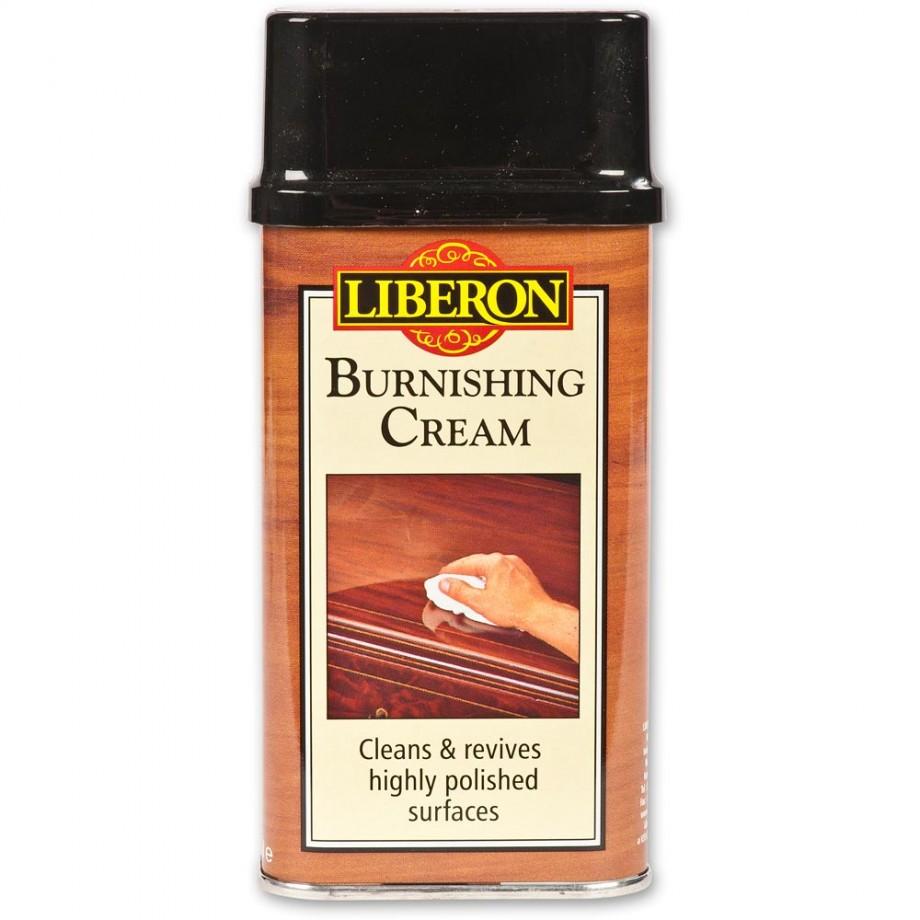 Liberon Burnishing Cream - 250ml
